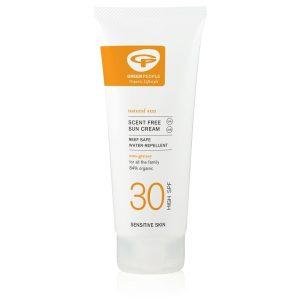 Losion za sunčanje SPF30 bez mirisa 200 mL - Green People