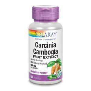 GARCINIA CAMBOGIA EXTRACT 60 kapsula
