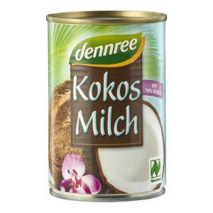 MLIJEKO KOKOSOVO 70% 400 ml DENNREE