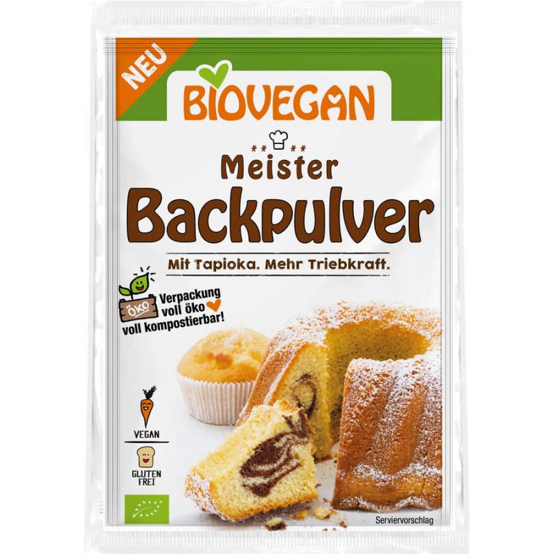 PRAŠAK ZA PECIVO -bez glutena- 3x17 g BIOVEGAN