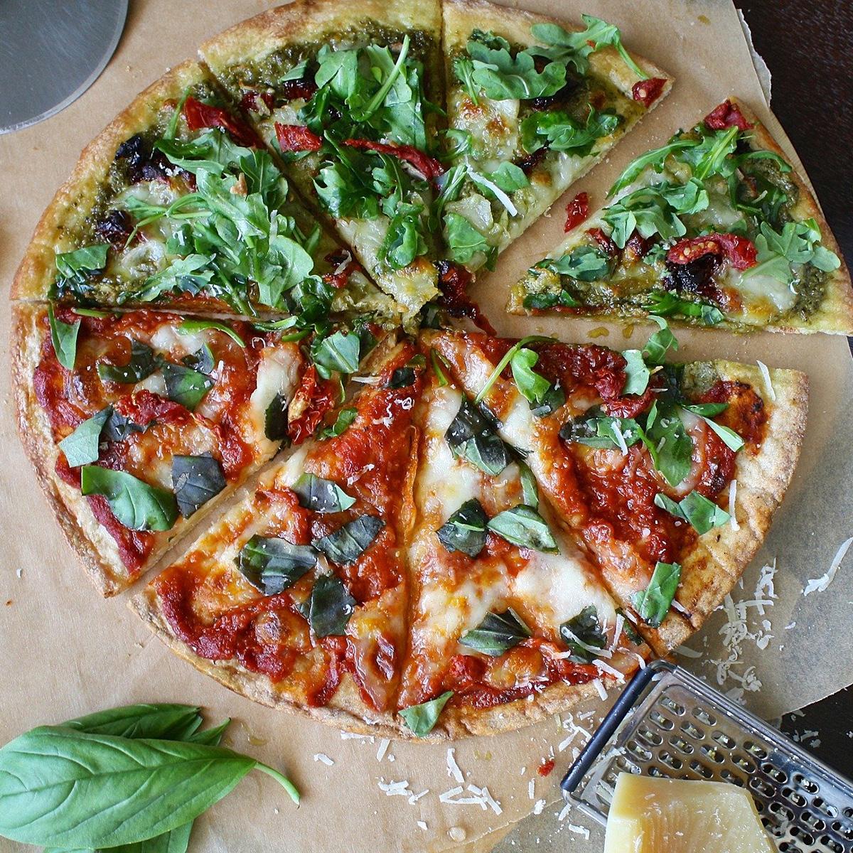 tortilja pizza split bioplanet zdrava hrana