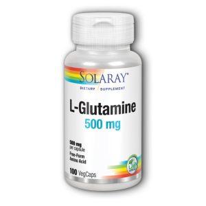 L-GLUTAMINE 100 kapsula