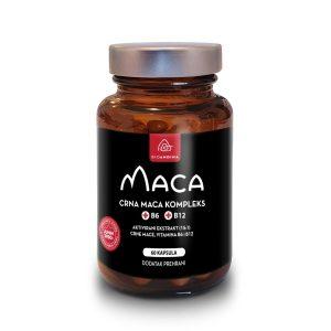 CRNA MACA kompleks kapsule 3000 mg