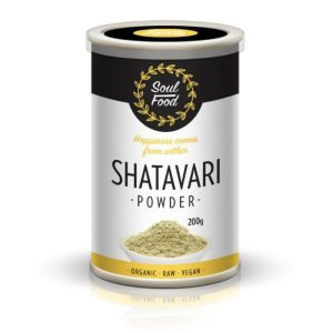 SHATAVARI SOUL FOOD 200 g BIO