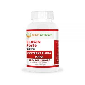 ELAGIN FORTE EXTRAKT NARA 60 X400 mg
