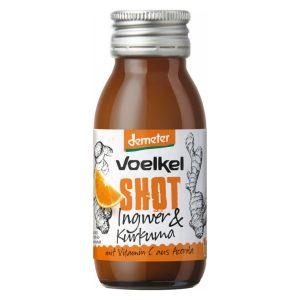 SHOT ĐUMBIR I KURKUMA 60 ml VOELKEL