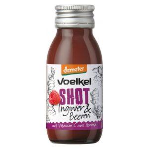 SHOT ĐUMBIR I BOBICE 60 ml VOELKEL