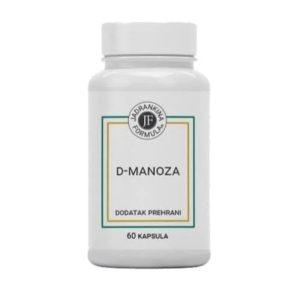 D-MANOZA 500 mg 60 kapsula JADROMEL