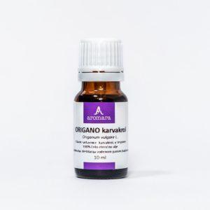 ORIGANO, karvakrol, eterično ulje 10 ml AROMARA
