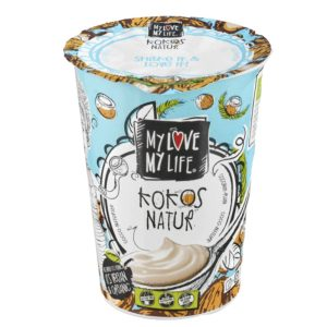 JOGURT OD KOKOSA 400 g MYLOVE-MYLIFE