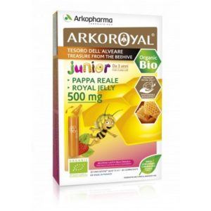 ARKOROYAL® JUNIOR GELÉE ROYALE BIO 500 MG
