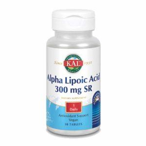 ALPHA LIPOIC ACID (Alfa-liponska kiselina) 60 kapsula 300 mg KAL