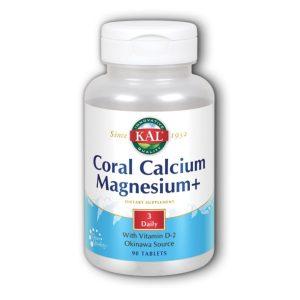 CORAL CALCIUM-MAGNESIUM 90 tableta