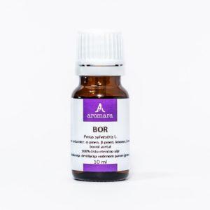 BOR, eterično ulje, 10 ml Pinus sylvestris L. AROMARA