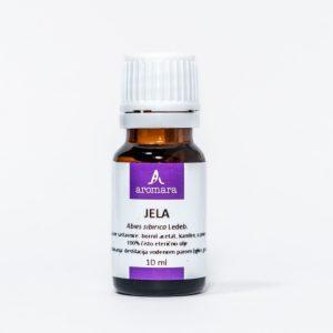 JELA, eterično ulje, 10 ml Abies sibirica AROMARA