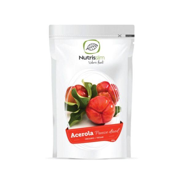 ACEROLA U PRAHU BIO 60 g NUTRISSLIM