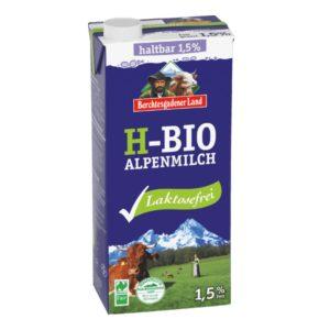 ALPSKO MLIJEKO 1,5% mm 1 l Berchtesgadener Land