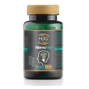 MEMOMAX KAPSULE 60 x 527 mg