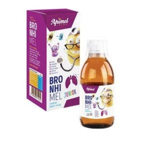 BRONHIMEL JUNIOR SIRUP 150 ml APIMEL