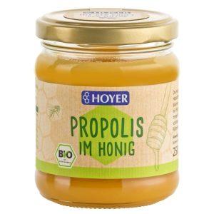 PROPOLIS U MEDU -BIO- 250 g HOYER
