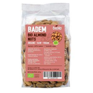 BADEM -BIO- 400 g BIOLA