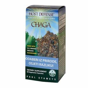 CHAGA 120 KAPSULA 120 G HOST DEFENSE