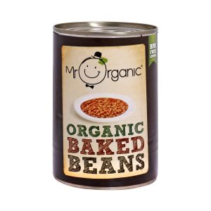 PEČENI GRAH 400 g (240 g neto) MR ORGANIC