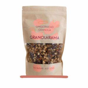 GINGERBREAD GRANOLA 350 g