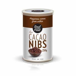 KAKAO NIBS -BIO- 250 g SOUL FOOD